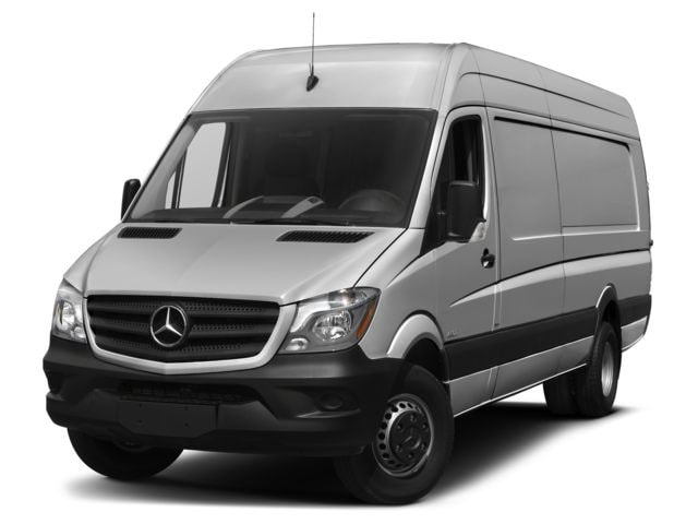 2018 Mercedes-Benz Sprinter 3500 Fourgon