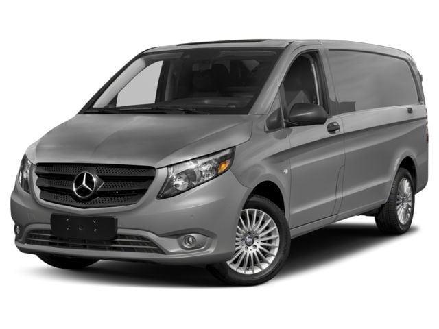 2018 Mercedes-Benz Metris Fourgon