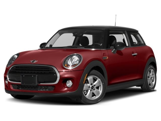 2018 MINI 3 Door Hatchback