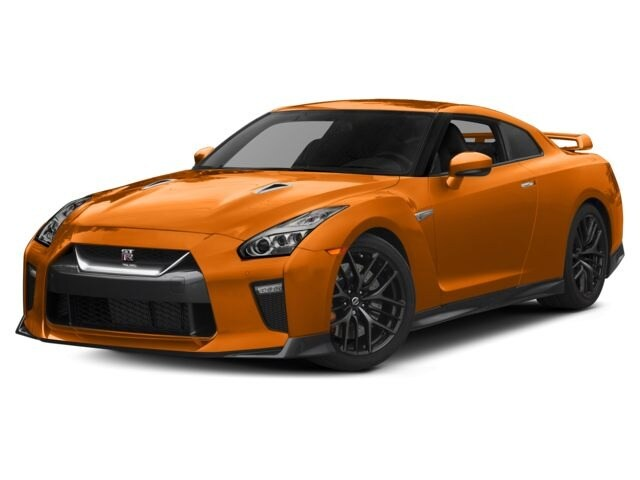 2018 Nissan GT-R Coupe