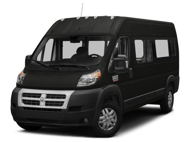 2019 RAM ProMaster 3500 Window