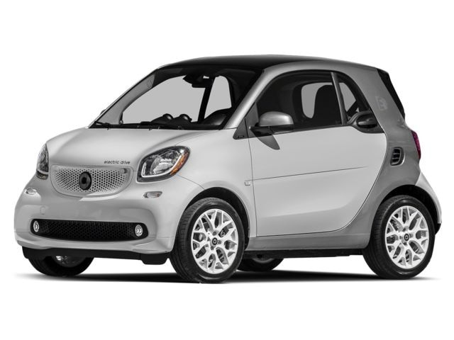 2018 smart fortwo electric drive Coupé