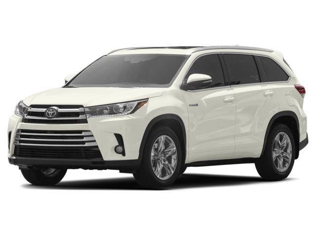2018 Toyota Highlander hybride VUS
