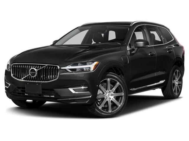 2018 Volvo XC60 Hybrid SUV