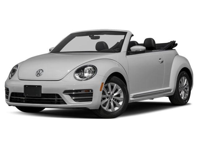 2018 Volkswagen Beetle Cabriolet