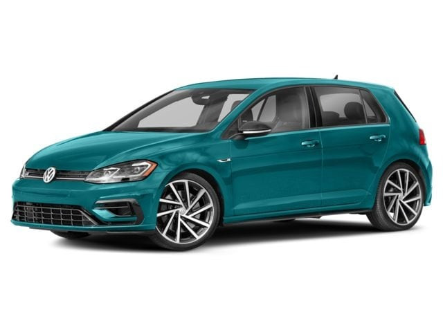 2018 Volkswagen Golf R Hatchback