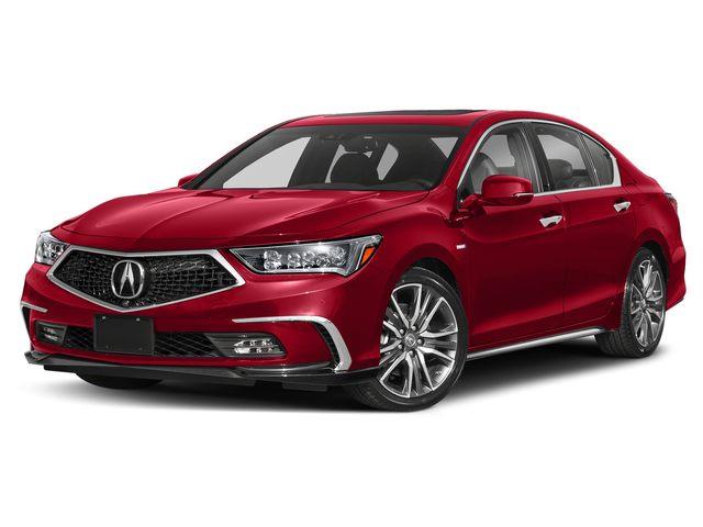 2019 Acura RLX Sport Hybrid Sedan