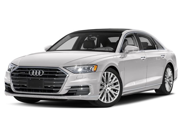 2019 Audi A8 Sedan Audi Edmonton North