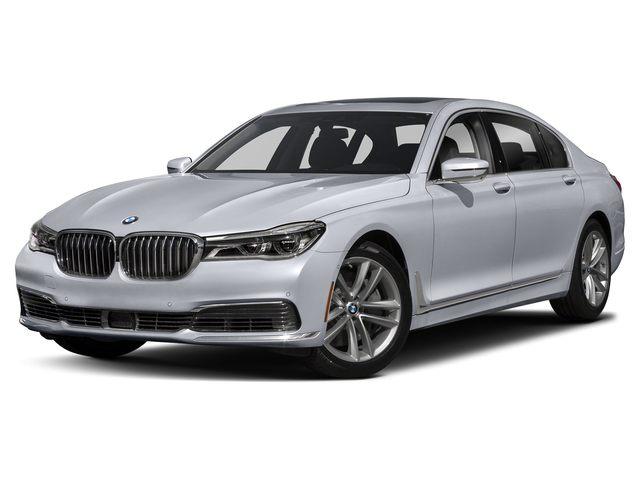 2019 BMW 750i Berline