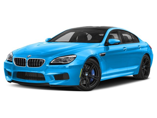 2019 Bmw M6 Gran Coupe Digital Showroom Calgary Bmw