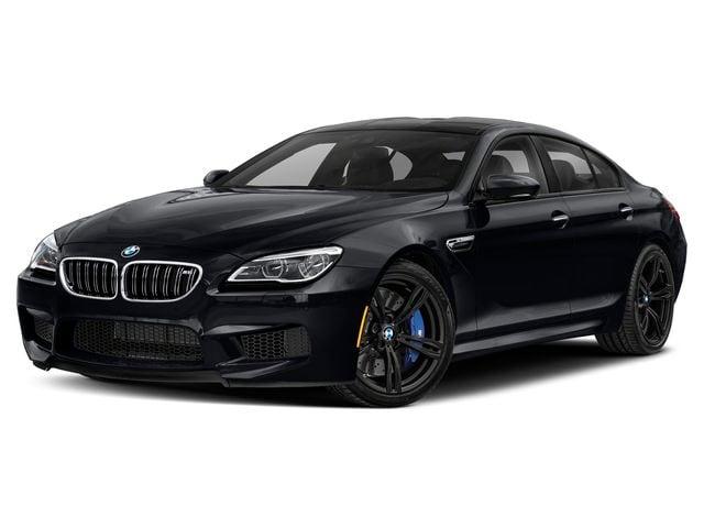 2019 BMW M6 Gran Coupe Digital Showroom