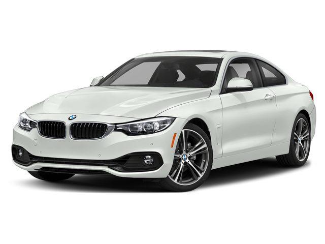 2019 BMW 430i Coupé