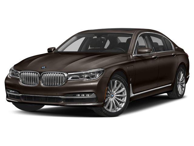 2019 BMW 740Le Sedan