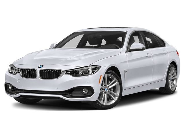 2019 BMW 440 Gran Coupé Hatchback