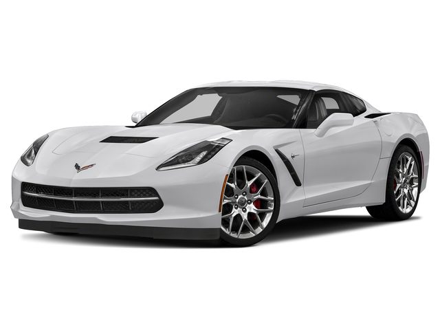2019 Chevrolet Corvette Coupé