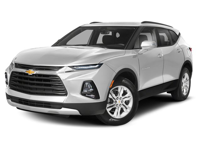 2019 Chevrolet Blazer SUV Digital Showroom | Shaw GMC ...
