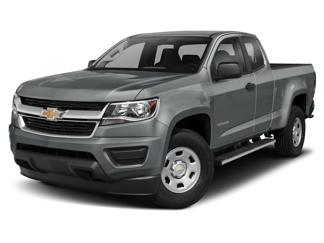 2019 Chevrolet Colorado Camion