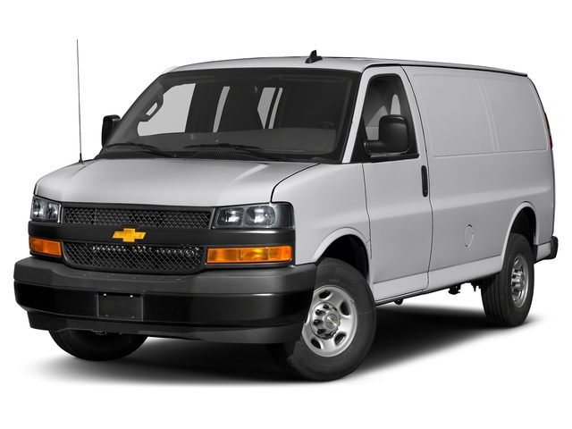 2019 Chevrolet Express 3500 Fourgon
