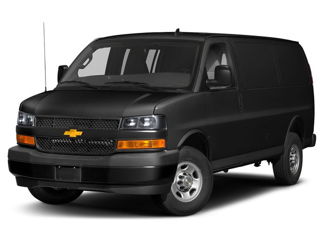 2019 Chevrolet Express 3500 Van