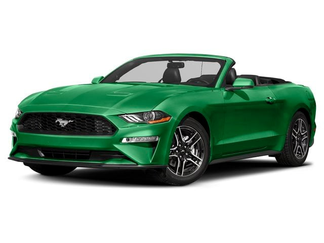2019 Ford Mustang Convertible Digital Showroom Downtown Ford