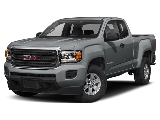 2019 GMC Canyon Camion