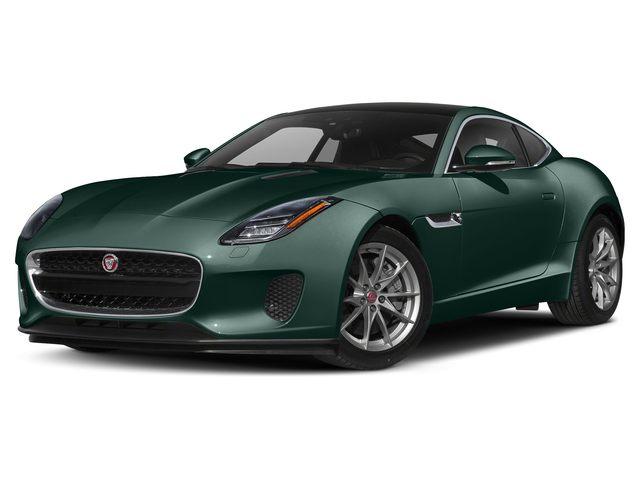 2019 Jaguar F TYPE Coupe British Racing Green Metallic