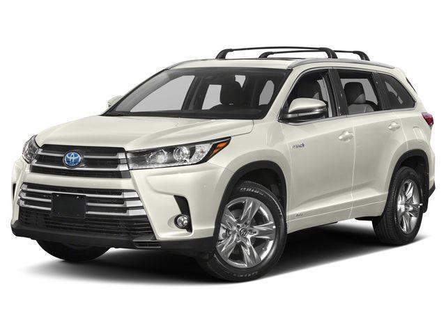 2019 Toyota Highlander Hybrid SUV Digital Showroom | Bills ...