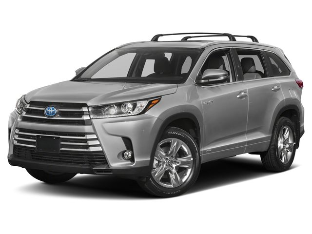 2019 Toyota Highlander Hybrid VUS