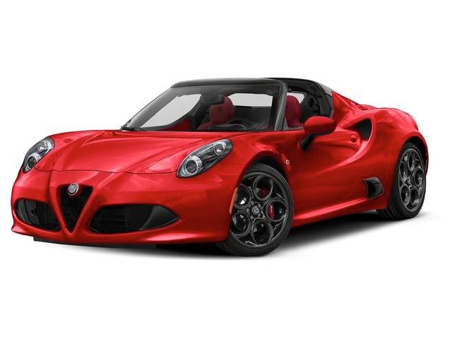 2020 Alfa Romeo 4C Spider Cabriolet