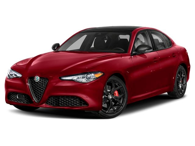 2020 Alfa Romeo Giulia Berline
