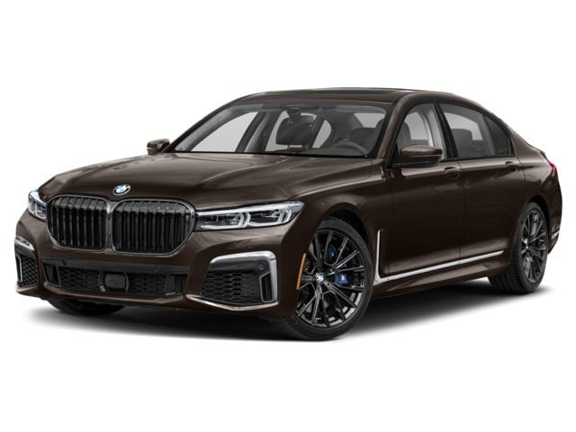 2020 BMW M760Li Sedan