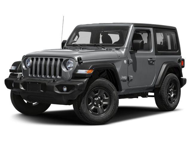 2020 Jeep Wrangler VUS