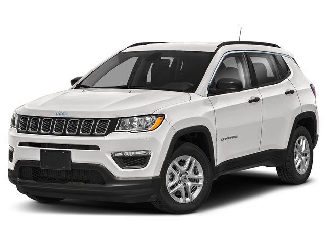 2020 Jeep Boussole VUS