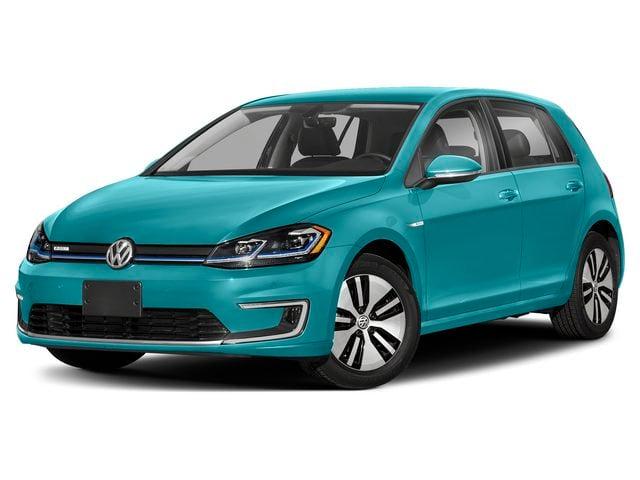 2020 Volkswagen e-Golf Hatchback