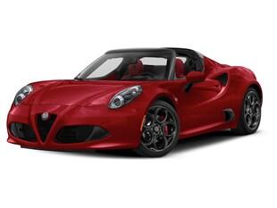 2019 Alfa Romeo 4C Spider Convertible