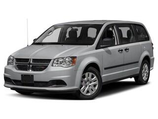 2019 Dodge Grand Caravan SXT Plus Van