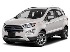 2019 Ford EcoSport Titanium | Leather | Backup Camera SUV