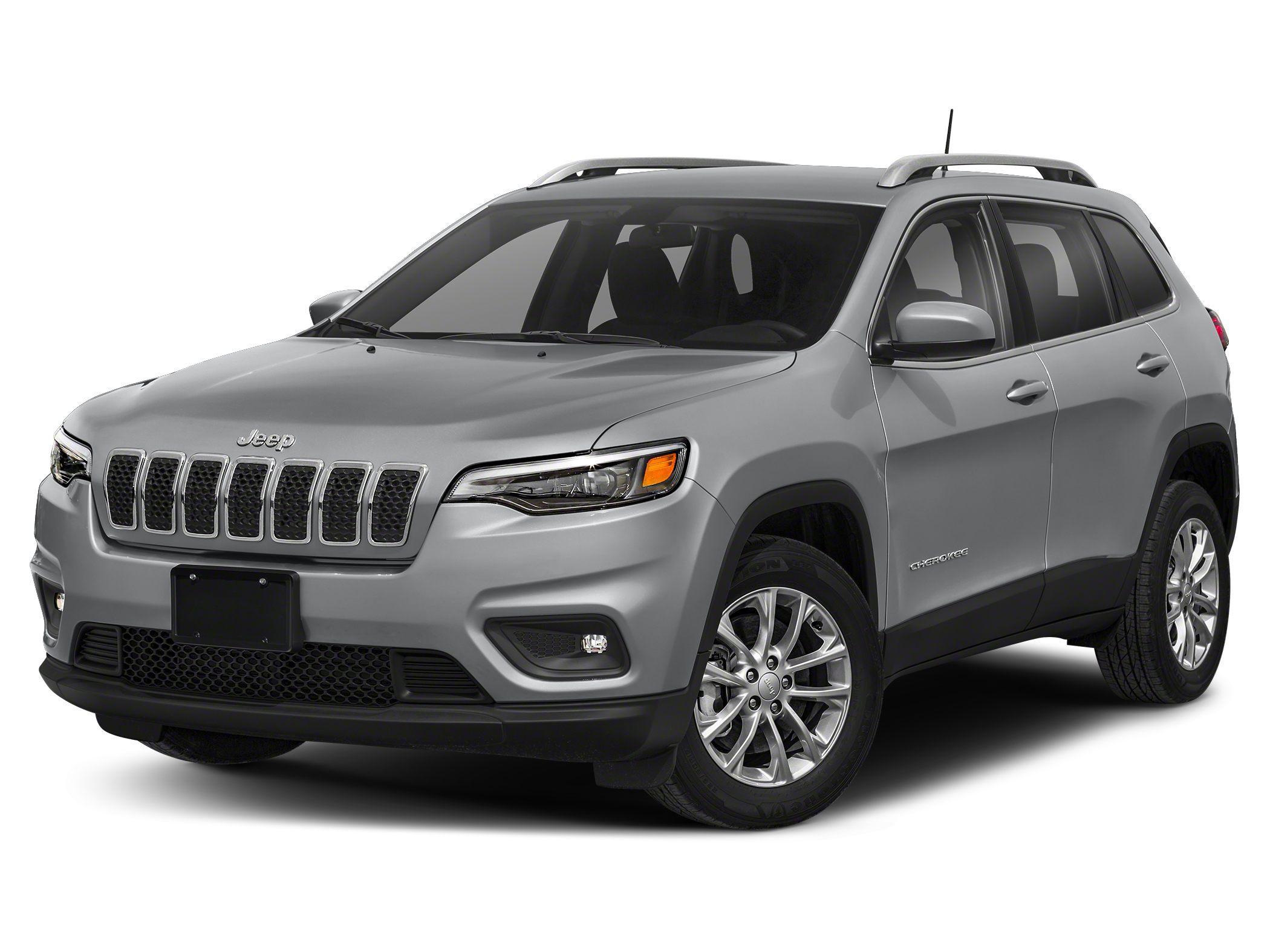 2019 Jeep Cherokee North FWD