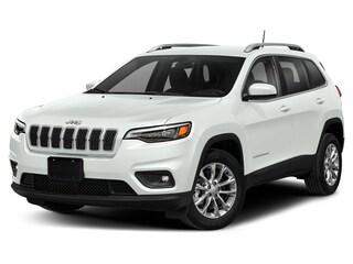 2019 Jeep Cherokee Limited Sunroof Nav Leather Loaded SUV