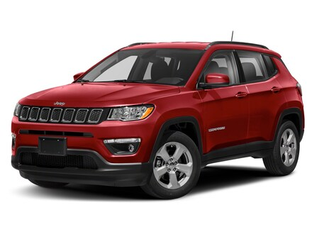 2019 Jeep Compass Limited | Leather Trimmed Seats | Navigation | 8.4 SUV