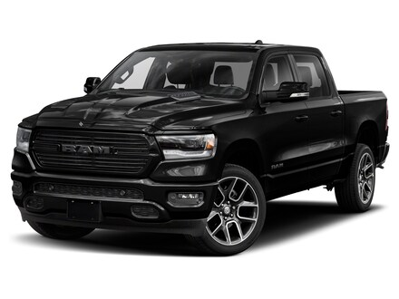 2019 Ram All-New 1500 Sport Leather S/Roof Loaded Crew Cab