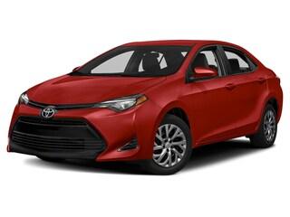 2019 Toyota Corolla LE Upgrade DEMO Sedan