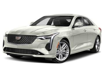 2020 CADILLAC CT4 Sedan