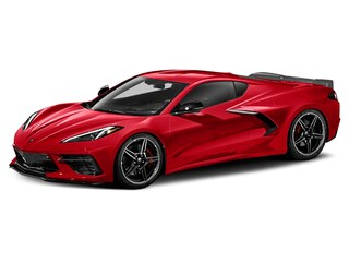 2020 Chevrolet Corvette 2LT Car