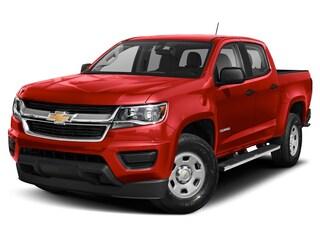 2020 Chevrolet Colorado 4WD Z71 Truck Crew Cab
