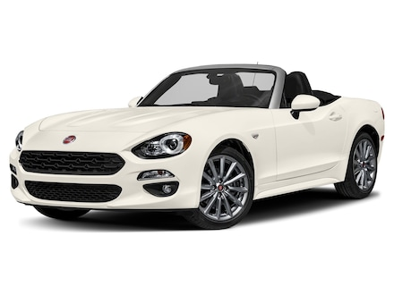 2020 FIAT 124 Spider Lusso Convertible