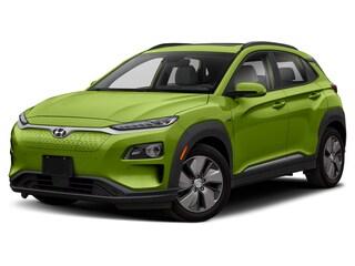 2020 Hyundai KONA EV PREFERRED W/TWO-TONE ROOF SUV