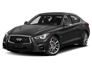 2020 INFINITI Q50 Red Sport I-LINE ProACTIVE Sedan