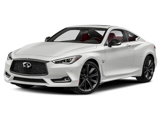 2020 INFINITI Q60 Red Sport I-LINE Coupe