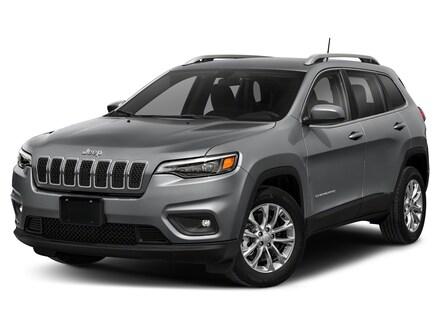 2020 Jeep Cherokee Altitude SPORT UTILITY